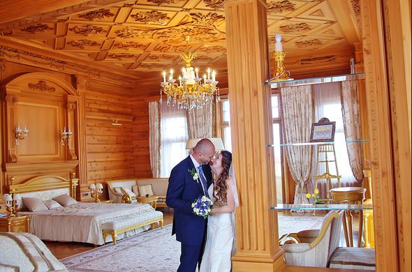 Свадебная фотосьемка в Межигорье - фото №10
