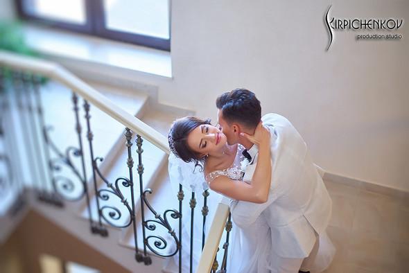 Свадебные фото на территории Соби Клаб, выездная церемония - фото №48