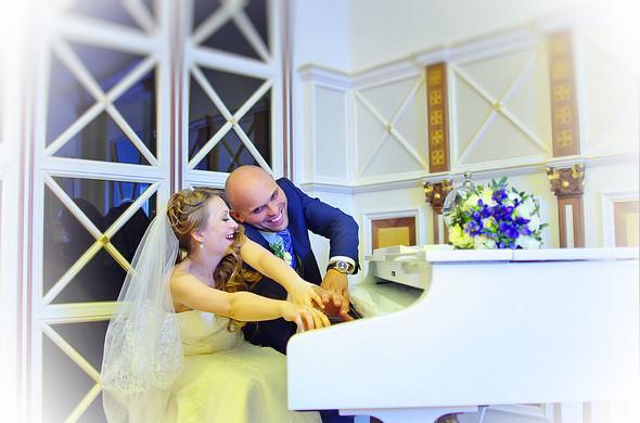 Свадебная фотосьемка в Межигорье - фото №22