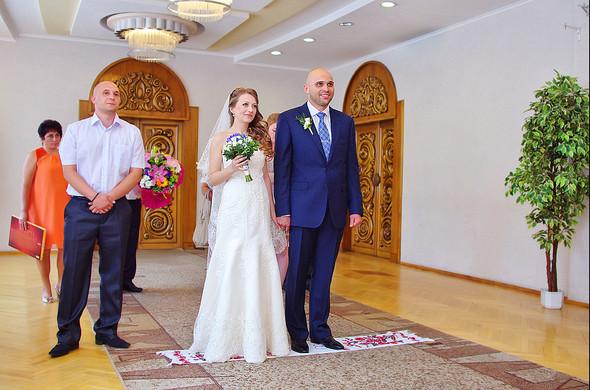 Свадебная фотосьемка в Межигорье - фото №51