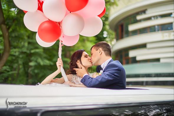 Свадьба на природе возле частного дома с выездной церемонией - фото №59