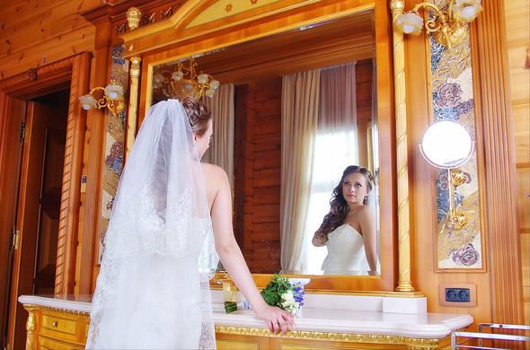 Свадебная фотосьемка в Межигорье - фото №12