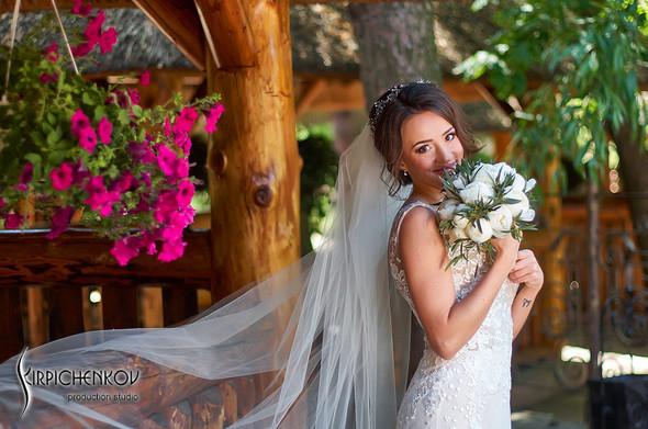 Свадебные фото на территории Соби Клаб, выездная церемония - фото №27