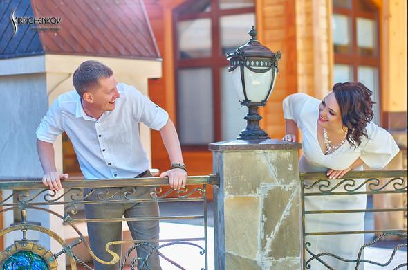 Свадебные фото в Сухолучье, Киевское море и сьемка в поле  - фото №34