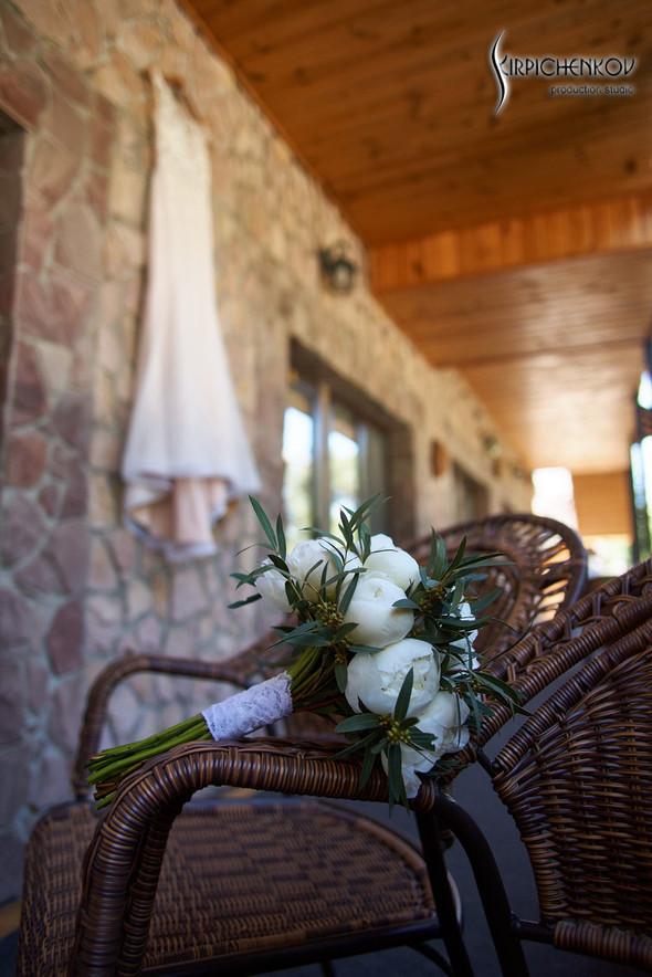 Свадебные фото на территории Соби Клаб, выездная церемония - фото №5