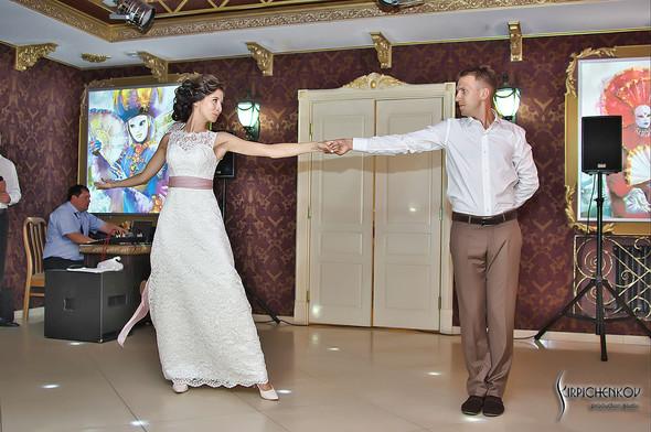 Свадебные фото в яблочном саду, г. Чернигов - фото №74