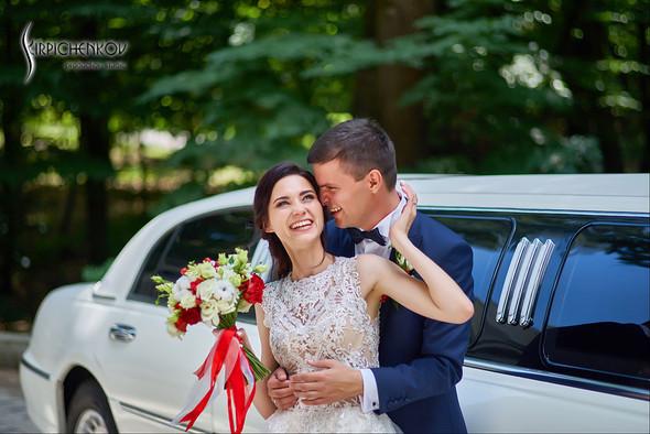 Свадьба на природе возле частного дома с выездной церемонией - фото №32