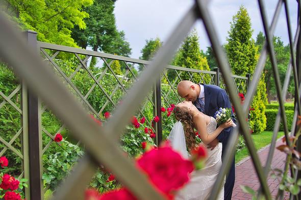 Свадебная фотосьемка в Межигорье - фото №35