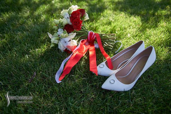 Свадьба на природе возле частного дома с выездной церемонией - фото №2