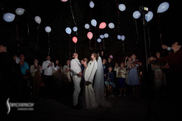 Свадебные фото на территории Соби Клаб, выездная церемония - фото №109