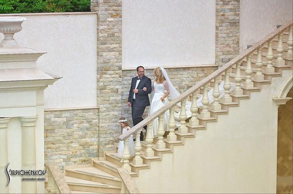 Свадебные фото на море в Одессе, фото в Оперном театре и на маковом поле - фото №47
