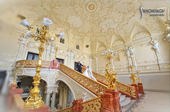 Свадебные фото на море в Одессе, фото в Оперном театре и на маковом поле - фото №80