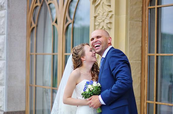 Свадебная фотосьемка в Межигорье - фото №48