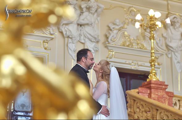 Свадебные фото на море в Одессе, фото в Оперном театре и на маковом поле - фото №82