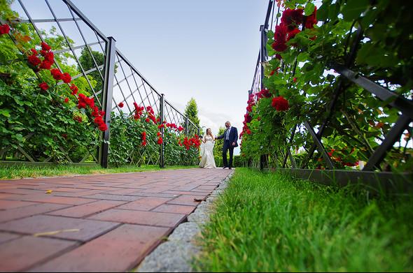 Свадебная фотосьемка в Межигорье - фото №34