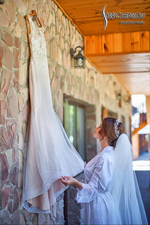 Свадебные фото на территории Соби Клаб, выездная церемония - фото №19