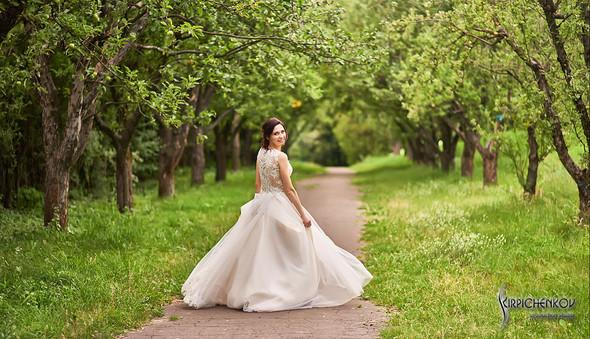 Свадьба на природе возле частного дома с выездной церемонией - фото №73