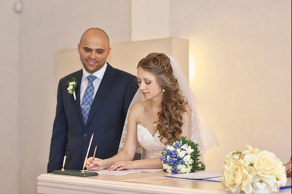 Свадебная фотосьемка в Межигорье - фото №53