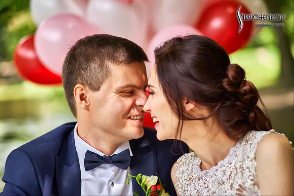 Свадьба на природе возле частного дома с выездной церемонией - фото №36