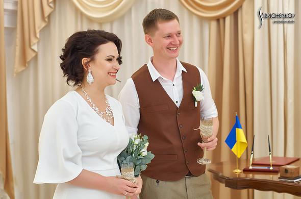 Свадебные фото в Сухолучье, Киевское море и сьемка в поле  - фото №61