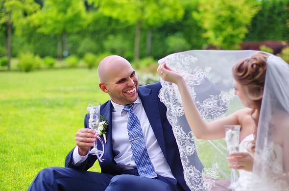 Свадебная фотосьемка в Межигорье - фото №28