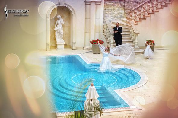 Свадебные фото на море в Одессе, фото в Оперном театре и на маковом поле - фото №50