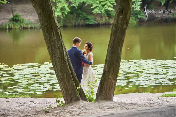 Свадьба на природе возле частного дома с выездной церемонией - фото №40