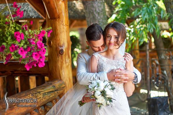 Свадебные фото на территории Соби Клаб, выездная церемония - фото №24