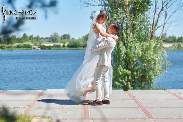 Свадебные фото на территории Соби Клаб, выездная церемония - фото №67