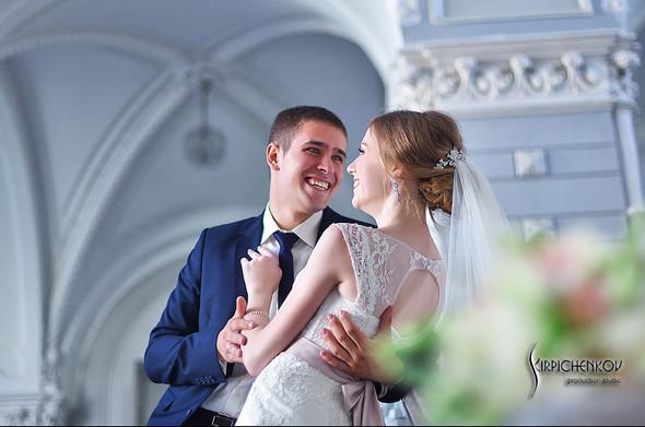 Свадебные фото в каньоне Буки и выездная церемония в ресторане Фортеця - фото №28