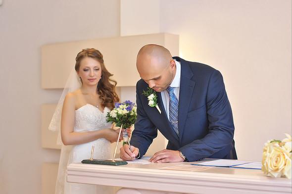 Свадебная фотосьемка в Межигорье - фото №52