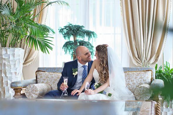 Свадебная фотосьемка в Межигорье - фото №17