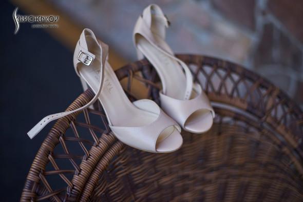 Свадебные фото на территории Соби Клаб, выездная церемония - фото №2