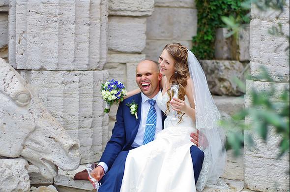 Свадебная фотосьемка в Межигорье - фото №44