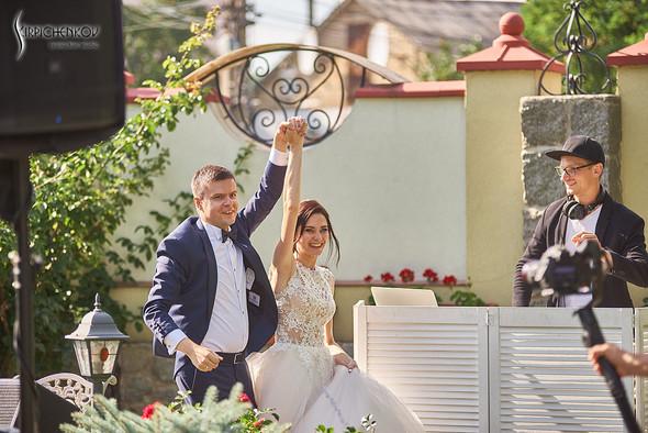 Свадьба на природе возле частного дома с выездной церемонией - фото №75