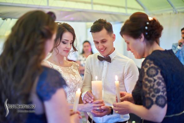 Свадебные фото на территории Соби Клаб, выездная церемония - фото №100