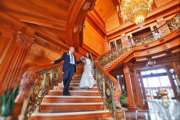 Свадебная фотосьемка в Межигорье - фото №4