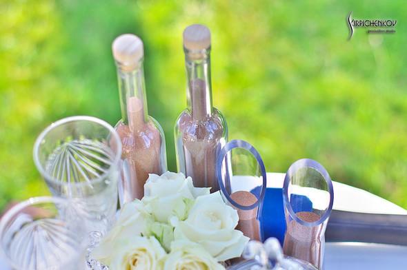Свадебные фото на Мануфактуре и выездная церемония в ресторане Kidev - фото №69