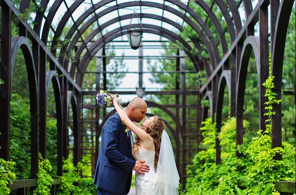 Свадебная фотосьемка в Межигорье - фото №38