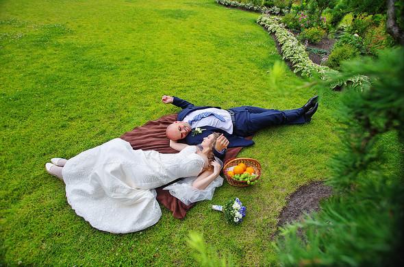 Свадебная фотосьемка в Межигорье - фото №29