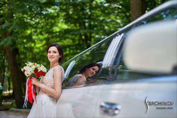 Свадьба на природе возле частного дома с выездной церемонией - фото №30