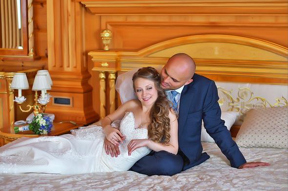 Свадебная фотосьемка в Межигорье - фото №9