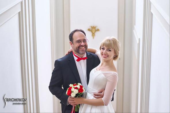 Свадебные фото на море в Одессе, фото в Оперном театре и на маковом поле - фото №15