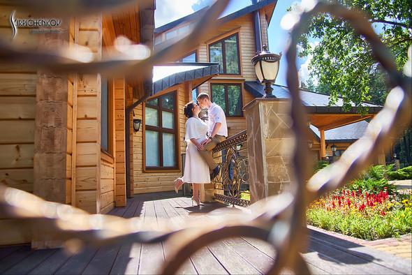 Свадебные фото в Сухолучье, Киевское море и сьемка в поле  - фото №31