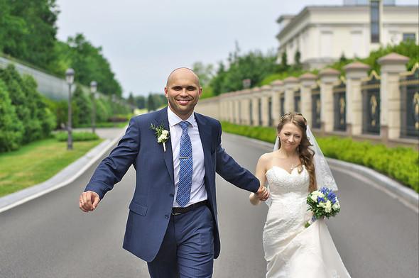 Свадебная фотосьемка в Межигорье - фото №25