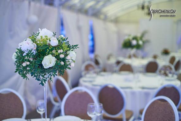 Свадебные фото на территории Соби Клаб, выездная церемония - фото №51