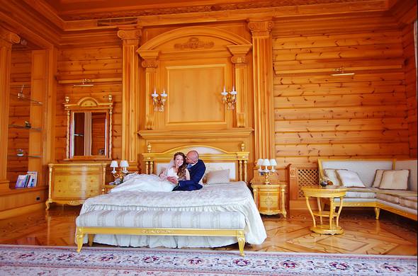 Свадебная фотосьемка в Межигорье - фото №8