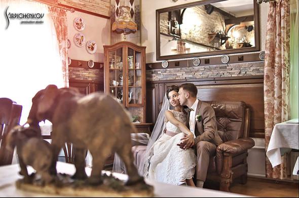 Свадебные фото в яблочном саду, г. Чернигов - фото №43