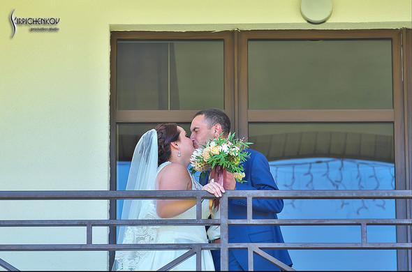Свадебные фото на Мануфактуре и выездная церемония в ресторане Kidev - фото №26
