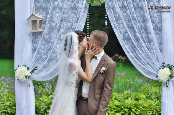 Свадебные фото в яблочном саду, г. Чернигов - фото №61